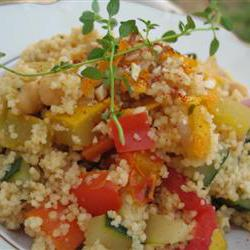 How to cook 25-Minute Tunisian Vegetable Couscous