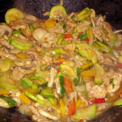How to cook Authentic Thai Cashew Chicken