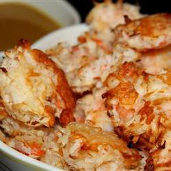 How to cook Baked Coconut Shrimp