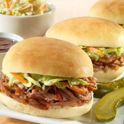 How to cook Barbecue Pulled Pork or Chicken Mini-Sliders