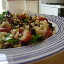 How to cook Black Beans and Rice