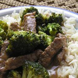 How to cook Broccoli Beef I