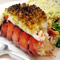 How to cook Broiled Lobster Tails