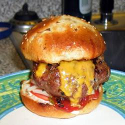 How to cook Bronco Burger