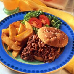 How to cook Campbell's Kitchen Souper Sloppy Joes