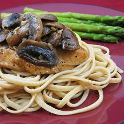 How to cook Chicken Breasts with Balsamic Vinegar and Garlic