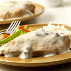 How to cook Chicken in Mushroom Sauce