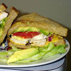 How to cook Cobb Sandwich