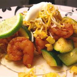 How to cook Cyndi's Shrimp Fajitas