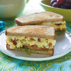 How to cook Egg Salad Sandwich