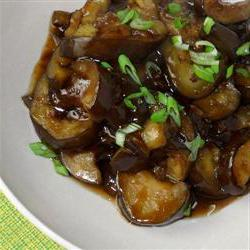 How to cook Eggplant with Garlic Sauce