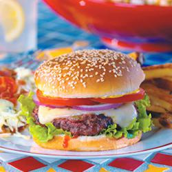 How to cook Firecracker Burgers