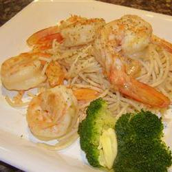 How to cook Garlic Pasta with Prawns