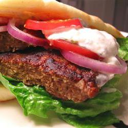 How to cook Gyros Burgers