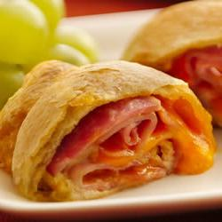How to cook Ham and Cheese Crescent Roll-Ups