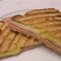 How to cook Ham and Pear Panini