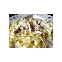 How to cook Homemade Chicken Fettuccine