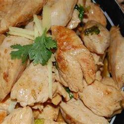 How to cook Kim's Stir-Fried Ginger Garlic Chicken