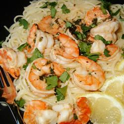 How to cook Lemon and Cilantro Shrimp
