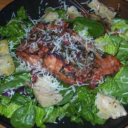 How to cook Mediterranean Salmon
