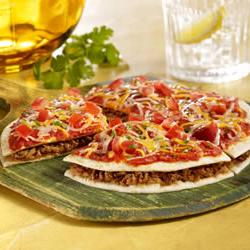How to cook Mission Mexican Pizza