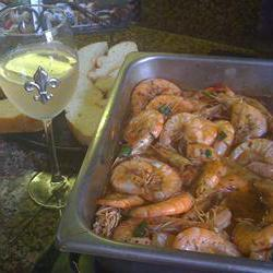 How to cook New Orleans Barbeque Shrimp