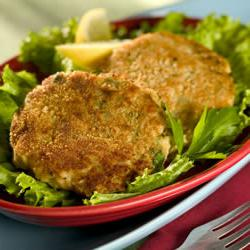 How to cook Oregon Salmon Patties