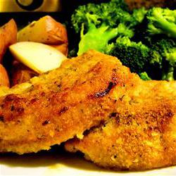 How to cook Oven-Fried Pork Chops