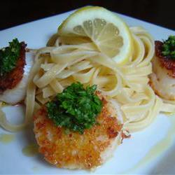 How to cook Parmesan Scallops