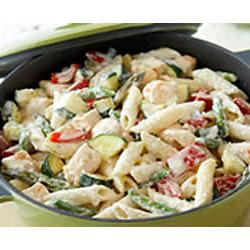 How to cook PHILADELPHIA Creamy Pasta Primavera