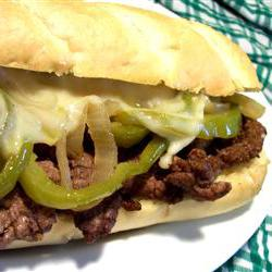 How to cook Philly Cheesesteak Sandwich with Garlic Mayo