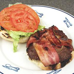 How to cook Pineapple Bacon Burgers