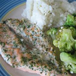 How to cook Poached Salmon II