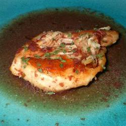 How to cook Port And Mushroom Sauce Chicken