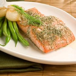 How to cook Salmon with Dill