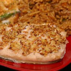 How to cook Sesame Crusted Mahi Mahi II