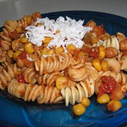 How to cook Southwestern Vegetarian Pasta