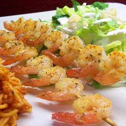 How to cook Spicy Lime Grilled Shrimp