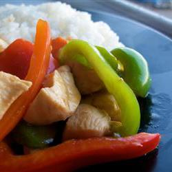 How to cook Sweet and Sour Chicken III