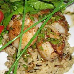 How to cook Tarragon Lover's Scallops