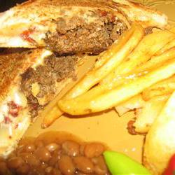 How to cook Tex-Mex Patty Melts