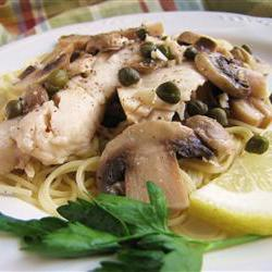 How to cook Tilapia Scaloppine